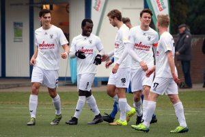 Im Spiel um Platz drei setzte sich der Lüneburger SK klar mit 6:0 gegen Curslack durch. Foto: Heiden
