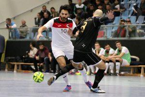 """Für """"Macher"""" Onur Ulusoy war es das letzte Spiel im Trikot der Hamburg Panthers. Foto: Heiden"""