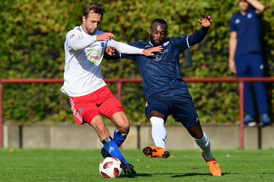Nur 1:1: HSV II verzockt sich gegen Oldenburg