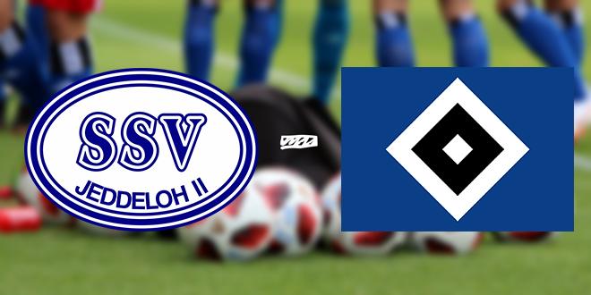Livestream Ssv Jeddeloh Hamburger Sv U21 Amateur Fußball Hamburg