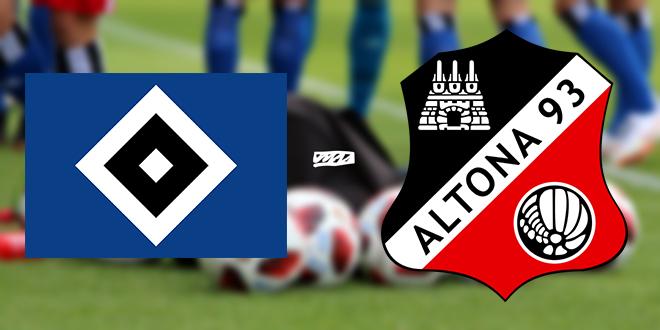 Liveticker Hamburger Sv U21 Altona 93 Amateur Fussball