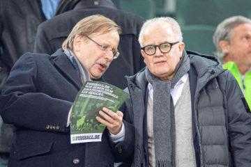 DFB; Dr. Rainer Koch; Fritz Keller