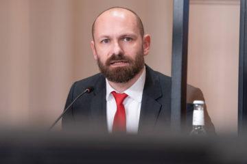 Hamburger Senat; Marcel Schweitzer