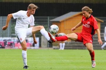 U19-Bundesliga; Niklas Bär