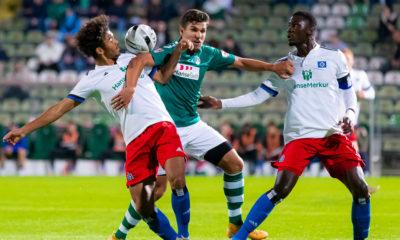 HSV, VfB Lübeck